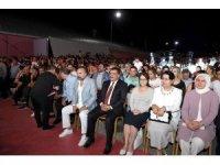 Kayısı Festivali'nde Funda Arar rüzgarı