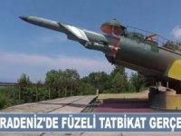 Rusya, Karadeniz'de füzeli tatbikat gerçekleştirdi