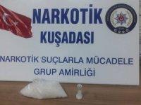 Kuşadası'nda uyuşturucu operasyonunda 3 kadın yakalandı
