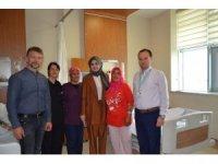 Fatsa Devlet Hastanesinde ilk kapalı ameliyat