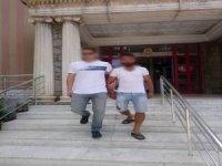 Aranan zehir taciri polisten kaçamadı