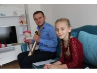 Rizeli baba kızın karşılıklı atma Türkü keyfi