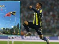 Fenerbahçe'nin 'Elmas'ı böyle veda etti!