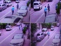 16 yaşındaki çocuk sokakta yürüyen kadının telefonunu çaldı