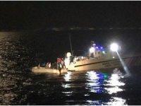 Akdeniz'de 53 kaçak göçmen yakalandı