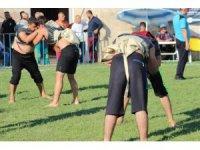 Türkiye Aba Güreşi Şampiyonası başladı