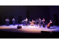 'Allegra Ensemble' grubu sanatseverlerle buluştu