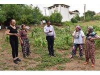 Çan Belediye Başkanı Öz, Halk ile Birlikte Çalışıyor