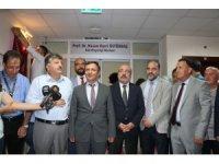 Prof. Dr. Hasan Basri Üstünbaş'ın adı bu ünitede yaşatılacak