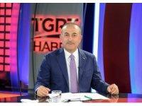 """Dışişleri Bakanı Çavuşoğlu: """"Tersine adım atılırsa varlığımızı daha da artırırız"""""""