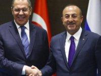 Çavuşoğlu ile Lavrov arasında kritik görüşme!