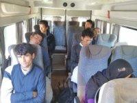 Çanakkale'de 11 mülteci yakalandı