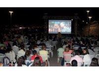 Açık hava sinema etkinlikleri 10 günde 10 bin kişi ile buluştu