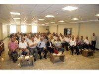 Kilis'te Tarım Şurası öncesi değerlendirme toplantısı yapıldı