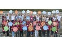 İlkokulu öğrencileri YGA liderlik ve bilim kampına katıldı