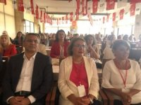CHP Kadın Kolları Nevşehir'de toplandı