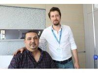 Libyalı hasta obezite cerrahisiyle sağlığına kavuştu