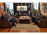 Macaristan Ankara Büyükelçisi Matis'ten KTO'ya Ziyaret