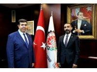 GTO Başkanları basın bayramını kutladı