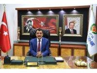 Başkan Gürkan'ın Basın Bayramı mesajı