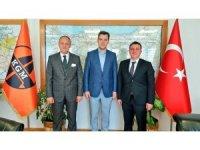 Milletvekili Mustafa Esgin'den ulaşım projelerine yakın takip