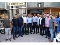 Milletvekili Erdinç'ten belediyeden çıkarılan işçilere destek