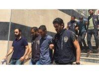 Sultangazi'de yaşanan kadın cinayetinin zanlısı adliyeye sevk edildi