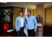 YKS Sözel'de Türkiye Şampiyonu, Antalyalı Altuğ Karakoyun'lu hukuk tercih edecek