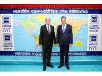 ESO'da Eskişehir ve Belarus işbirliğini konuştu