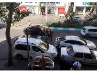 Kahramanmaraş'ta yaya otomobile çarptı iddiası