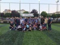 Eczacıbaşı futbol turnuvası sona erdi