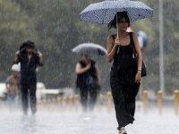 Dikkat! 'Meteoroloji'den kuvvetli yağış uyarısı...