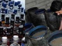 12 kişi ölmüştü... Adana'da sahte içki operasyonu