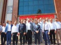Cumhurbaşkanı Başdanışmanı Prof. Dr. Uğur Çevik Malazgirt'te