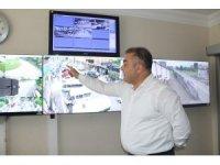 Görele'de kent güvenlik yönetim sistemi açıldı