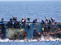 Akdeniz'de  tekne faciası: 116 göçmen kayıp