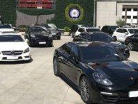 40 milyon liralık dev operasyon! İstanbul Emniyeti bahçesi lüks araç galerisine döndü