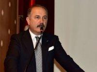 """Vakıfbank Genel Müdürü Üstünsalih: """"Kriz geride kalmıştır, Türkiye kalkınmasına ve yükselmesine başlamıştır"""""""