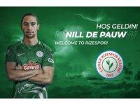 Çaykur Rizespor, Nill De Pauw'i renklerine bağladı