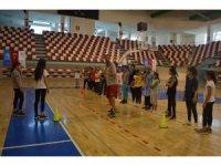Yaz Spor Okullarında öğrenci sayısı 9 bine ulaştı