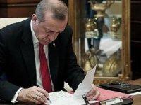 Cumhurbaşkanı Erdoğan 11 üniversiteye rektör atamaları...