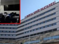 15 gün önce hizmete girdi... Dev şehir hastanesi sular altında kaldı