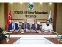 Üniversite ile İŞ-KUR, seracılık protokolü imzaladı
