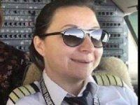 Uçak kazasında Mina başaran ve uçaktaki 10 kişi hayatını kaybetmişti... Kadın pilotun cenazesi hala bulunamadı