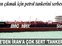İngiltere'den İran'a tanker uyarısı: Karanlıktan çıkmak için petrol tankerini serbest bırakın...