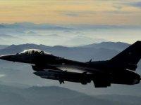 Kuzey Irak'a hava operasyonu: 9 terörist etkisiz hale getirildi