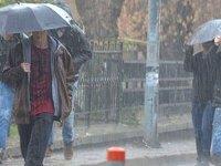 Meteoroloji'den Karadeniz'e sağanak yağış uyarısı!
