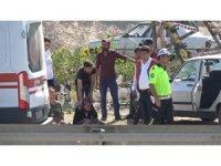 Otomobilin çarptığı 14 yaşındaki çocuk hayatını kaybetti