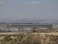 İşte MİT'in yeni binası... Cumhurbaşkanı Erdoğan incelemelerde bulundu