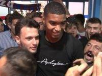 Trabzonspor prensipte anlaştı... Portekizli futbolcu İstanbul'a geldi!